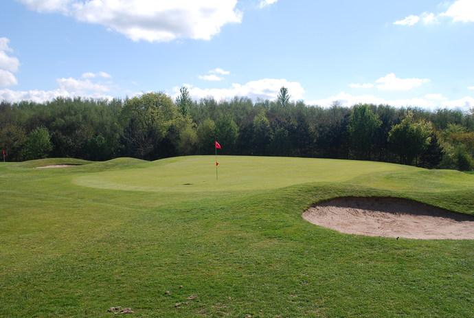 Preston Golf Club Function Room